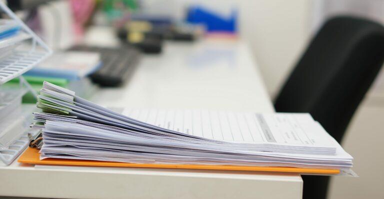 Papierwerk over WIA