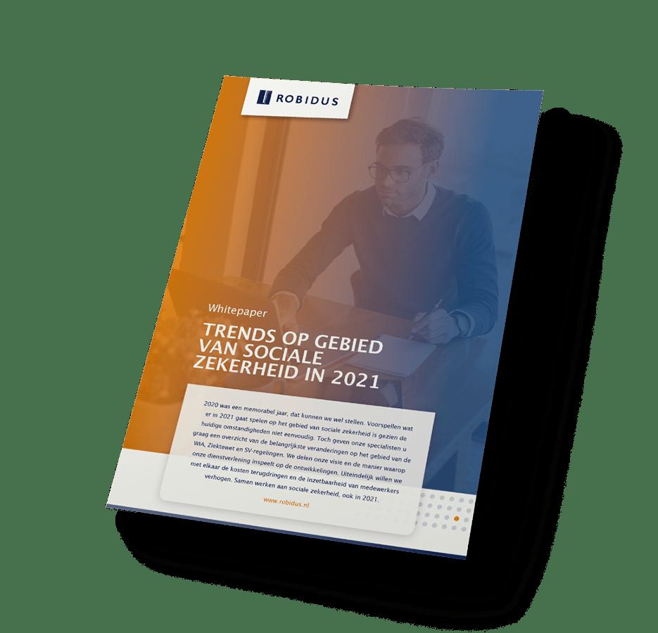 Whitepaper Trends op gebied van sociale zekerheid in 2021